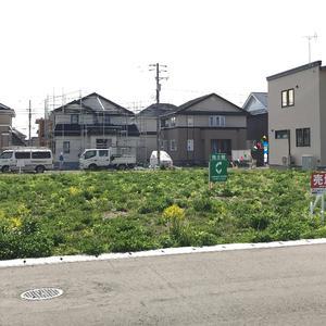 売土地☆北斗市追分町☆1区画【商談中】