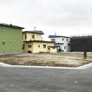 売土地☆マイタウン七飯大中山☆4区画☆51.95~67.62坪