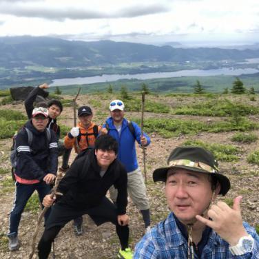 ハウジング・コバヤシ登山部 楽しい苦しい駒ケ岳登山会