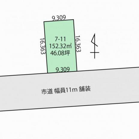 【新着売土地情報】函館でおしゃれな家を建てるなら 千代台町 46.08坪