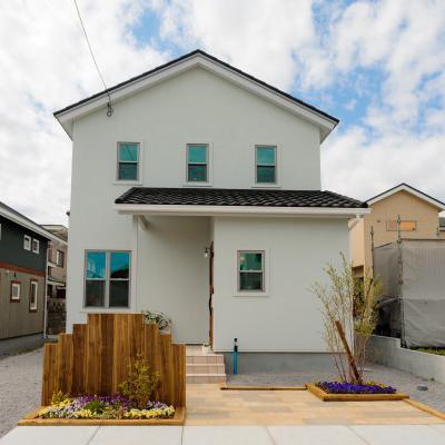 【通常営業開始】美原モデルハウス&石川オープンハウス@函館 公開中!