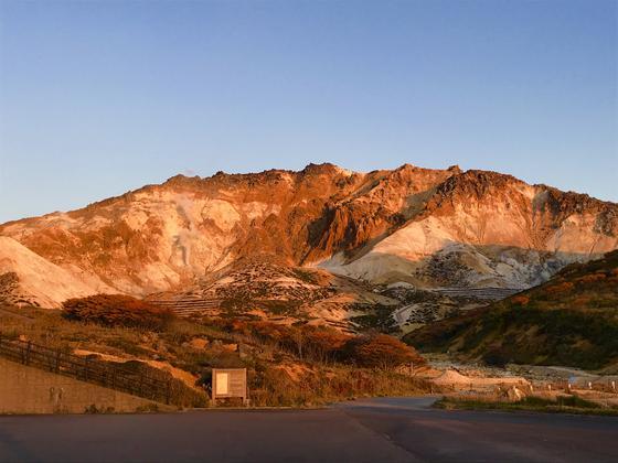 伝説の赤恵山
