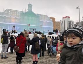 冬の家族旅行   リフォームショップ ハウジング・コバヤシ