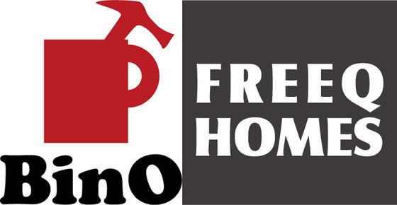 BinO&FREEQならオシャレでかっこいい平屋住宅やワクワク空間のスキップフロア住宅もお選び頂けます。。。