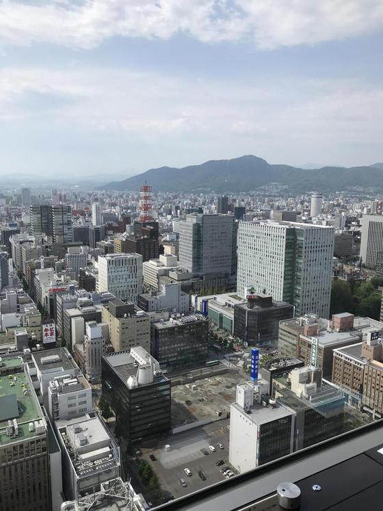 札幌へ(^-^)   @リフォームショップ 函館