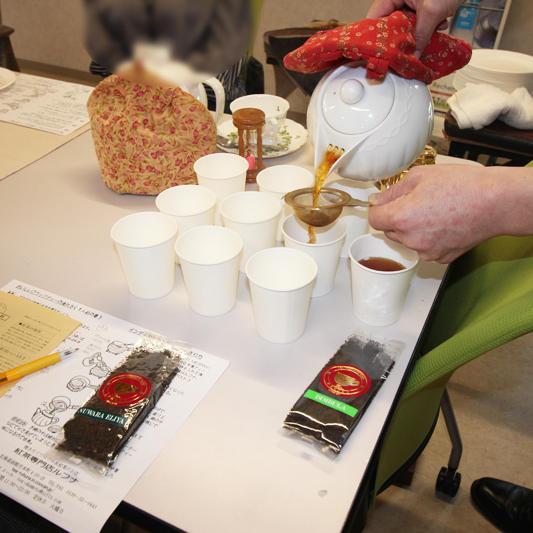 【終了】第9回 HKワークショップ『紅茶専門店ルフナの紅茶教室』