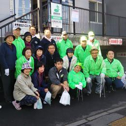 富岡町会「秋のクリーン作戦!!」    リフォームショップ ハウジング・コバヤシ