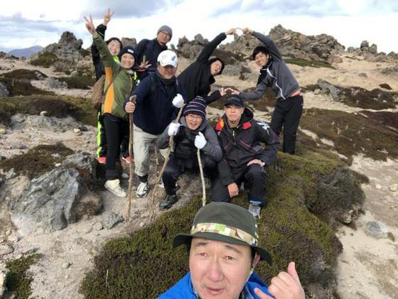 HK登山部 秋の恵山登山会2019