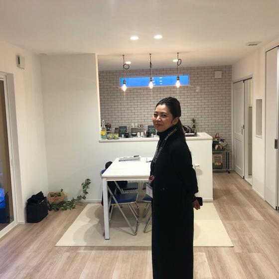 「ともさかりえ」 2月新築オープンハウスは大盛況!      新築住宅@函館