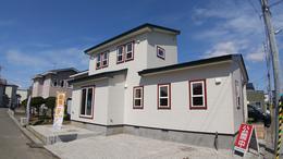 神山3丁目リノベーション住宅を無事に公開しました 函館リフォームショップ