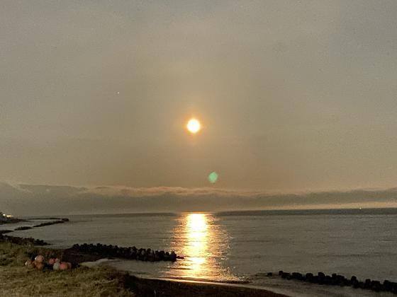 上棟式のご報告と月の道 in函館